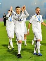 Soccer - 2014 FIFA Club World Cup Morocco - Real Madrid CF vs CA San Lorenzo