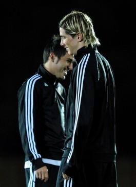 Fernando+Torres+David+Villa+Spain+Training+9zg451vQ4tgl