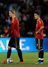 Fernando+Torres+David+Villa+Spain+v+USA+FIFA+W4WyLXmV4OVl