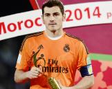 Iker best goalkeeper