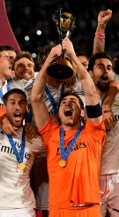 Real Madrid CF v San Lorenzo - FIFA Club World Cup Final