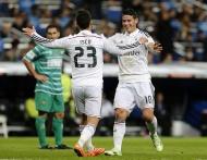 Real Madrid v UD Cornella: Copa del Rey