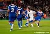Isco dribbling through defenders