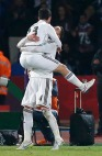 Isco jumps Sergio