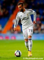 Jese and the ball