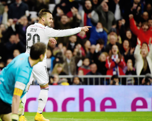 Jese pointing