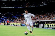 Jese with the ball