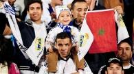 Little Madrid fan