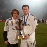 Luka and Gareth