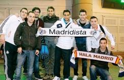 More Madrid fans
