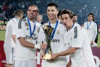 Pepe, Cris, Fabio