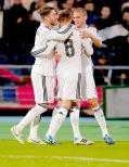 Sergio, Toni, and Pepe