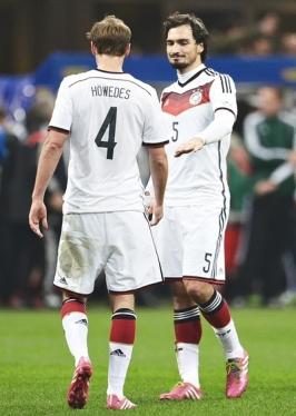Italien - Deutschland