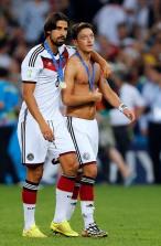 Sami Khedira, Mesut Ozil