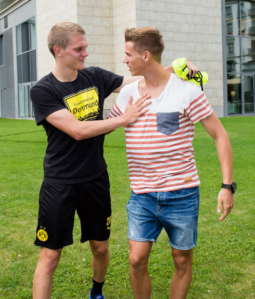 Matthias Ginter Body