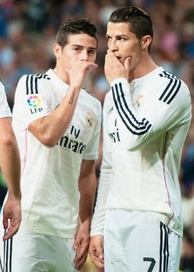 Real Madrid vs Elche CF - Liga BBVA - 23/09/2014