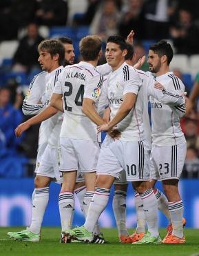 Real Madrid CF v Cornella - Copa Del Rey: Round of 32