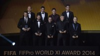 Accepting their place in World XI