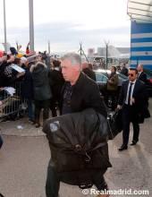 Ancelotti in Zurich