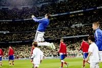 Bale gets air