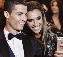 Cris and Marta selfie