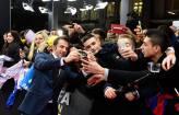 Del Piero takes a selfie