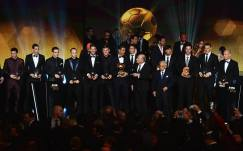 FIFPro XI and coaches