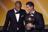 Henry and Ronaldo