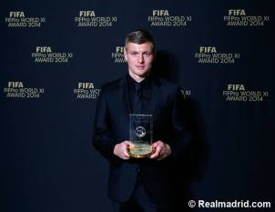 Kroos FIFPro World XI