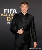 Kroos looks nice