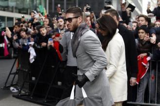 Ramos arrival