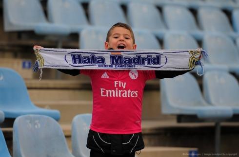 Real Madrid fan