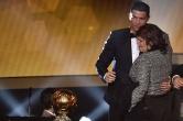 Ronaldo e mae