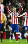 Torres arms raised