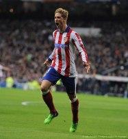 Torres celebration