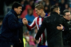 Torres subbed out