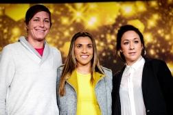 Women's player nominees