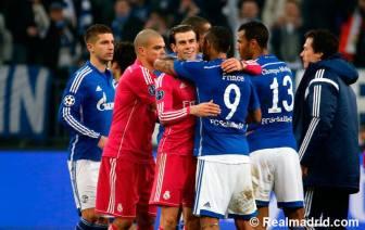 Bale and KPB hugs