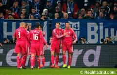 Bale stakes his claim on Ronaldo post goal