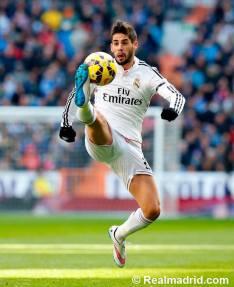 Isco pulls a Zidane