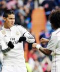 James and Marcelo dancing