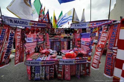 Madrid scarves