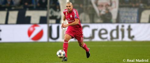 Pepe post match