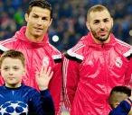 Ronaldo and Benzema start