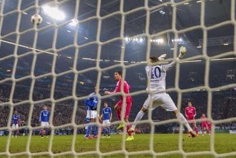 Ronaldo's goal