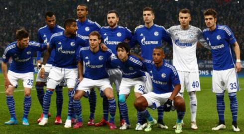 Schalke starters
