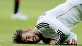 Sergio falls