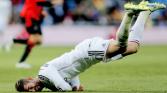 Sergio hits the floor