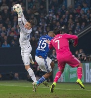 Wellenreuther saves against Ronaldo