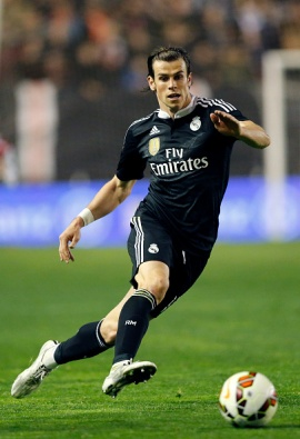 Bale takes off